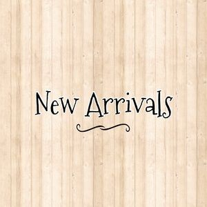 New Arrivals Here